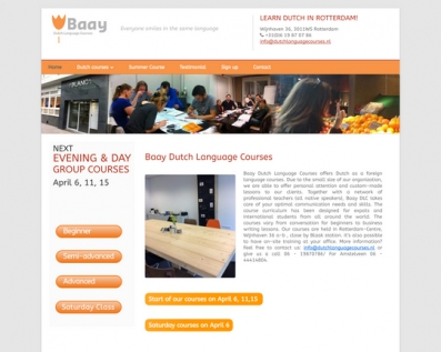 Baay Dutch Language Courses