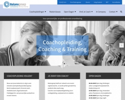 Balansgroep Coachopleiding, coaching en training
