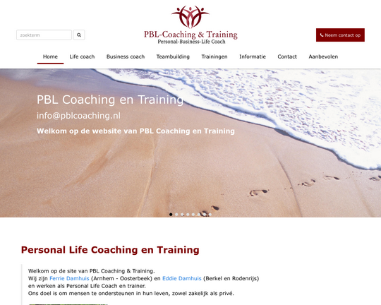 PBL Coaching en Training